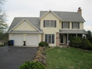 single roof repair hagerstown