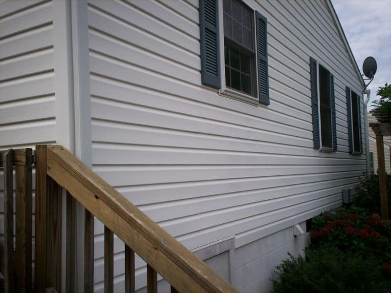 Williamsport Siding Power Wash Cleaning