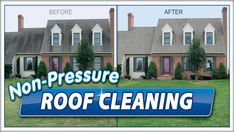 Hire a Pressure Washing Company Because…