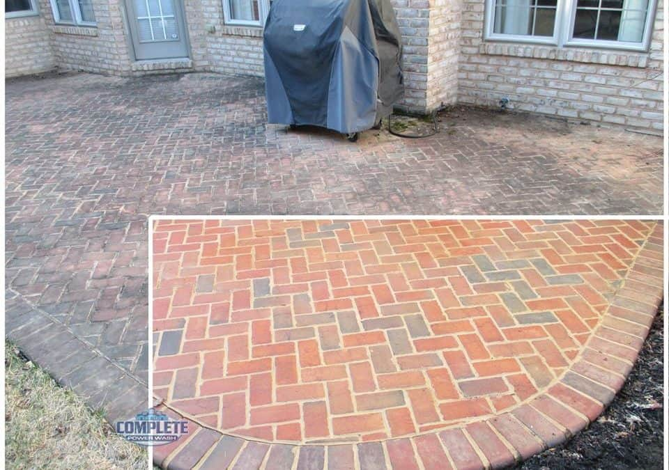 Does Your Patio Need Cleaning?