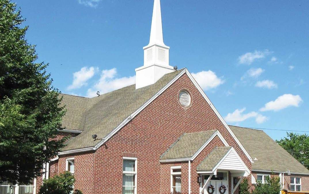 Cleaning Church Roofs and Steeples