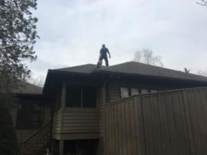 Roof washing by Complete Power Wash in Hagerstown, MD