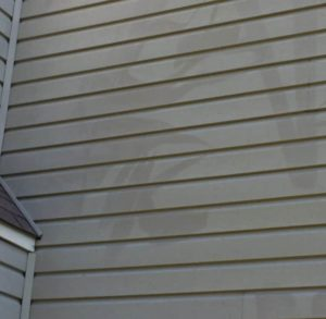 Pressure washing damage in Hagerstown, MD. Hire Complete Power Wash for the softwash technique of cleaning
