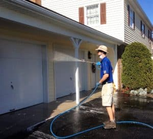 Complete Power Wash tech in Hagerstown, MD