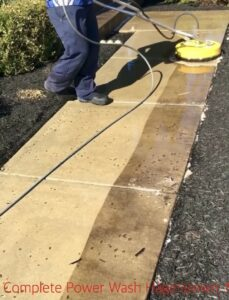 Concrete cleaning in Smithsburg, MD